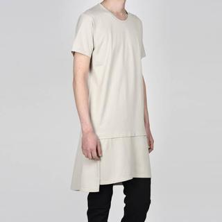 ラッドミュージシャン(LAD MUSICIAN)のLAD MUSICIAN レイヤードカットソー(Tシャツ/カットソー(半袖/袖なし))