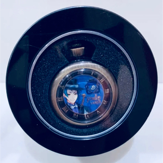 新品 ツイステッドワンダーランド ツイステ 懐中時計 ジェイド オクタ