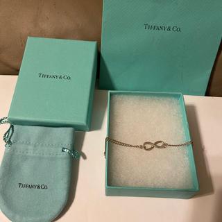 Tiffany & Co. - ティファニーインフィニティブレスレット