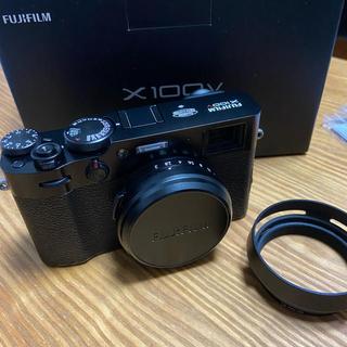 富士フイルム - FUJIFILM X100V ブラック 美品