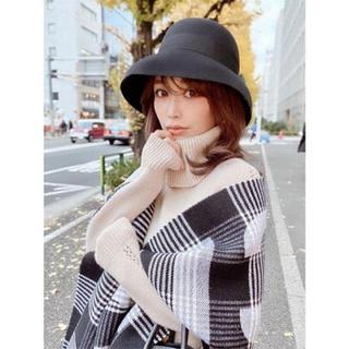 エイミーイストワール(eimy istoire)のeimy istoire♡ウールカサブランカハット♡(ハット)