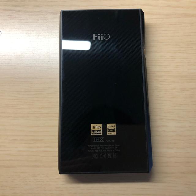 iriver(アイリバー)のFiio M11 Pro スマホ/家電/カメラのオーディオ機器(ポータブルプレーヤー)の商品写真