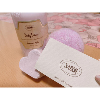 SABON - ザボンのお風呂セット