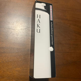 SHISEIDO (資生堂) - HAKU メラノディフェンスパワライザー 薬用 美白泡状乳液 120g