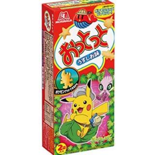 ポケモン - おっとっと うすしお味 ポケットモンスターコラボ ポケモン 10箱