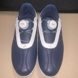 adidas - ゴルフスパイク adidas 22.5cm