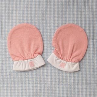 ハンシンタイガース(阪神タイガース)の阪神タイガース ミトン ピンク ベビー 手袋(手袋)