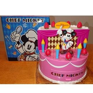 Disney - バースデーケーキ型オルゴール(HAPPY WISH DAY)