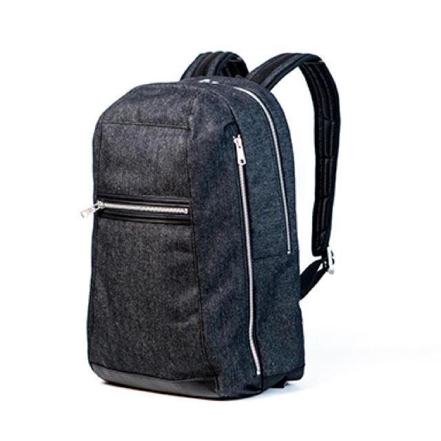BEAMS(ビームス)のBEAMS × AXE デニムバックパック メンズのバッグ(バッグパック/リュック)の商品写真