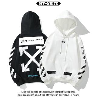 OFF-WHITE - OFF-WHITE パーカー 1男女兼用 XOF0016