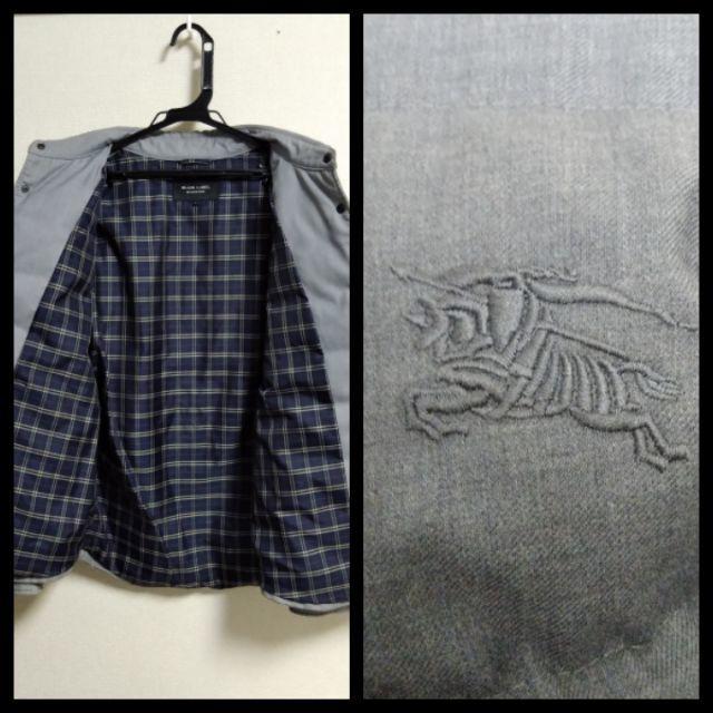 BURBERRY BLACK LABEL(バーバリーブラックレーベル)のダウンジャケット BURBERRY BLACK LABEL メンズのジャケット/アウター(ダウンジャケット)の商品写真