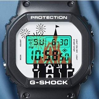 ジーショック(G-SHOCK)の東京ディズニー 35周年 腕時計 G-SHOCK 未使用 正規品 男女兼用(腕時計(デジタル))