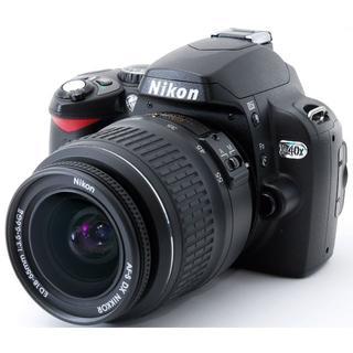 Nikon - ✨スマホに送れる✨初心者おすすめ✨ニコン D40X レンズキット✨