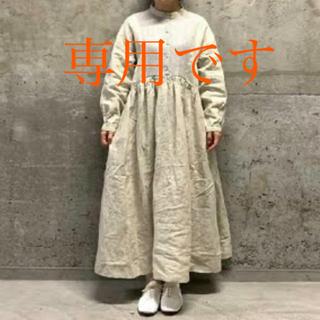 SM2 - TSUHARU by Samansa Mos2 異素材切替ワンピース