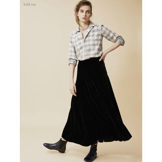 Ron Herman - 2020FW ロンハーマン別注ベルベッドCPSHADES Lily Skirt