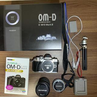 OLYMPUS - (いすと様専用)オリンパスカメラ O-MD E-M10 MARK3