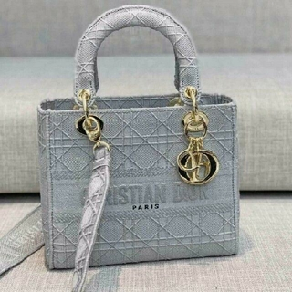 Christian Dior - Christian Dior レディディオール ハンドバッグ