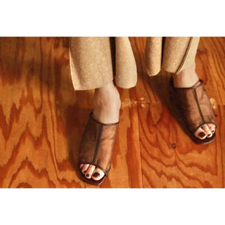 TODAYFUL - TODAYFUL Sandals シアーパイピングサンダル