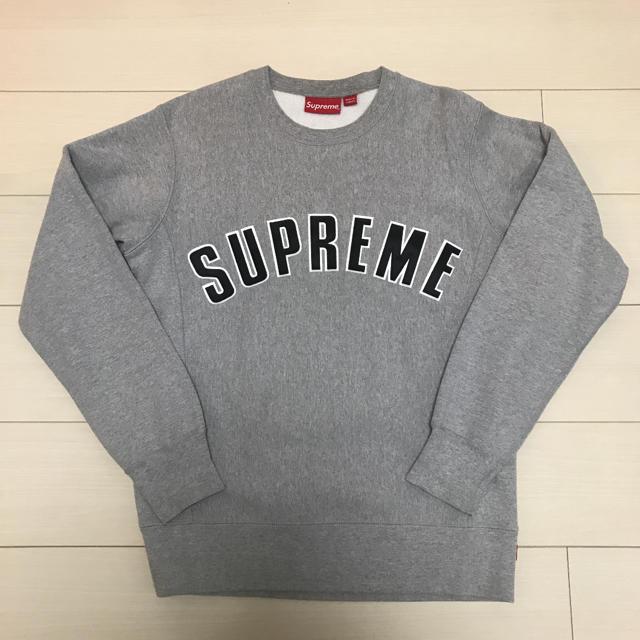 Supreme(シュプリーム)のSupreme Arc Logo Crewneck メンズのトップス(スウェット)の商品写真