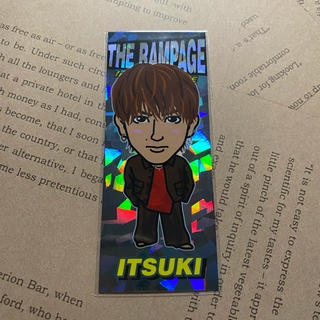 ザランページ(THE RAMPAGE)の❤︎ 藤原樹 雑誌衣装(レア)千社札 ❤︎(男性タレント)