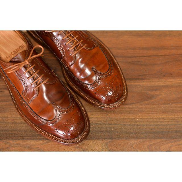 Alden(オールデン)のALDEN cordovan #97891 10 1/2E 28.5cm メンズの靴/シューズ(ドレス/ビジネス)の商品写真