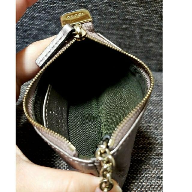 Gucci(グッチ)のGUCCI コインケース レディースのファッション小物(コインケース)の商品写真
