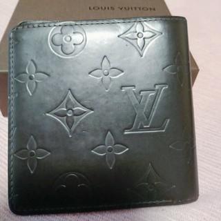ルイヴィトン(LOUIS VUITTON)のルイヴィトンサイフ(折り財布)