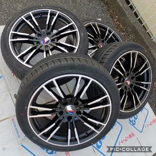 ビーエムダブリュー(BMW)のBMW 5シリーズ 6シリーズ X3 F10 F11 F12 F13 E83 5(タイヤ・ホイールセット)