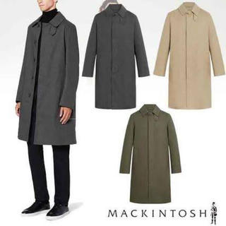 マッキントッシュ(MACKINTOSH)のMACKINTOSH DUNKELD Size34(ステンカラーコート)
