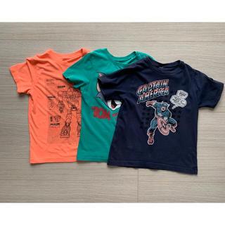 H&M - H&M Tシャツ トップス 120センチ 3枚セット