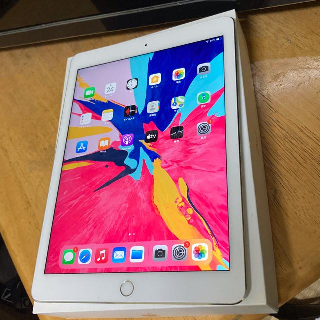 iPad(アイパッド)の準美品 iPad  Air2 16GB  WIFIモデル アイパッド エア2世代 スマホ/家電/カメラのPC/タブレット(タブレット)の商品写真