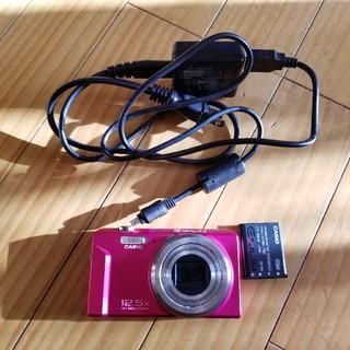 カシオ(CASIO)の(ジャンク品)CASIO デジカメ EXILIM(コンパクトデジタルカメラ)
