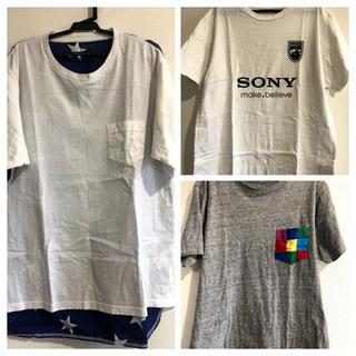 ソフネット(SOPHNET.)のTシャツ3枚セット SOPH NET  uniform Xperiment(Tシャツ/カットソー(半袖/袖なし))