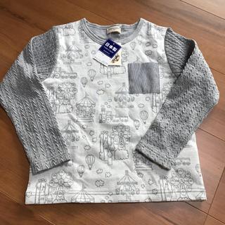 センスオブワンダー(sense of wonder)のセンスオブワンダー 新品 遊園地 ロンT 110(Tシャツ/カットソー)