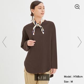 ジーユー(GU)のロングスリーブT(長袖 ジーユー GU  (Tシャツ(長袖/七分))
