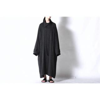 ドゥルカマラ(Dulcamara)のVOAAOV Tumbler Tweed Long Coat  (ステンカラーコート)