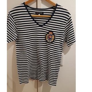 ザダファーオブセントジョージ(The DUFFER of ST.GEORGE)のTシャツ ボーダー メンズ ザダファーオブセントジョージ Sサイズ メンズ(Tシャツ/カットソー(半袖/袖なし))