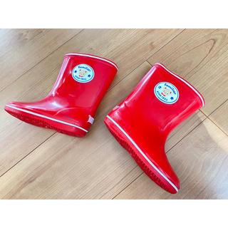 ファミリア(familiar)のfamiliar 長靴 14cm 14.5cm レインブーツ(長靴/レインシューズ)