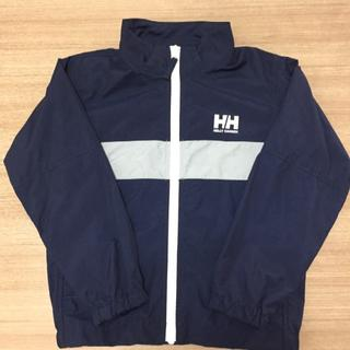 ヘリーハンセン(HELLY HANSEN)の送料無料☆ヘリーハンセン 薄手ジャケット 120(ジャケット/上着)