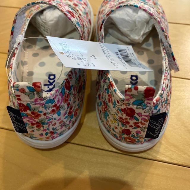 hakka kids(ハッカキッズ)のハッカキッズ  靴 キッズ/ベビー/マタニティのキッズ靴/シューズ(15cm~)(その他)の商品写真