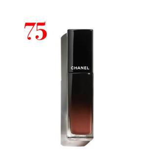 CHANEL - CHANEL  ルージュ アリュール ラック  75 フィデリテ