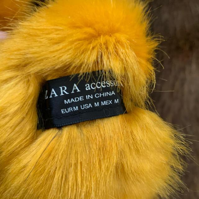 ZARA(ザラ)のZARA ファーストール レディースのファッション小物(マフラー/ショール)の商品写真