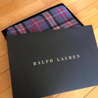 ラルフローレン(Ralph Lauren)のRALPH LAUREN ベントウッド ハーフコットンブランケット(その他)