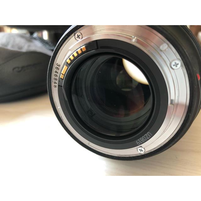 Canon(キヤノン)のCanon EF 24-70mm f2.8 L USM スマホ/家電/カメラのカメラ(レンズ(ズーム))の商品写真