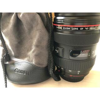 Canon - Canon EF 24-70mm f2.8 L USM