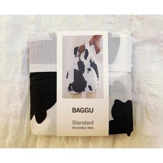 アパルトモンドゥーズィエムクラス(L'Appartement DEUXIEME CLASSE)の週末SALE【新品未使用】BAGGU バグー standard カウ cow(エコバッグ)