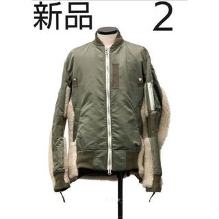 サカイ(sacai)のサイズ 2 新品 完売品 sacai サカイ ブルゾン(ブルゾン)