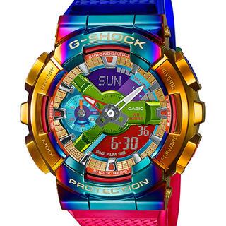 ジーショック(G-SHOCK)の新品未使用 CASIO G-SHOCK GM-110RB-2AJF 新品未使用(腕時計(アナログ))