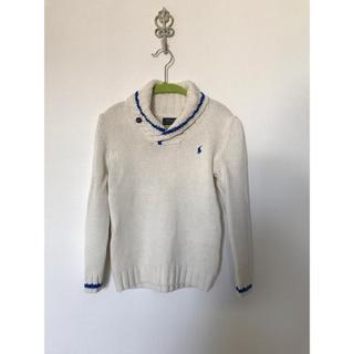 POLO RALPH LAUREN - ラルフローレン  キッズ 120 ニット セーター