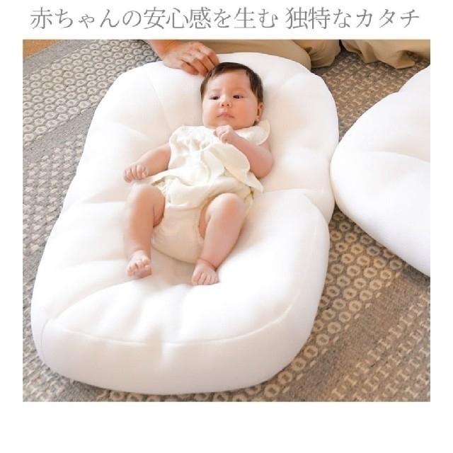 イイミン  Cカーブベビーベッド キッズ/ベビー/マタニティの寝具/家具(ベビーベッド)の商品写真